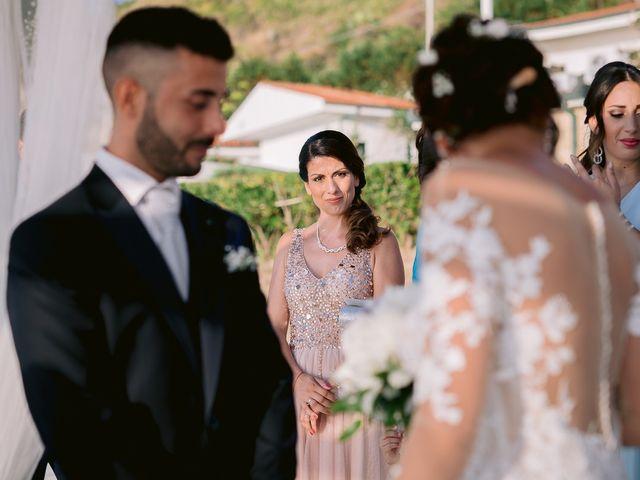 Il matrimonio di Angelo e Federica a Tropea, Vibo Valentia 42
