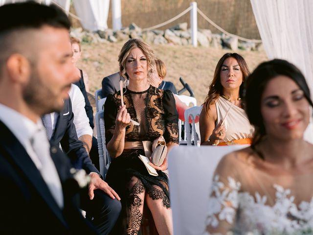 Il matrimonio di Angelo e Federica a Tropea, Vibo Valentia 44