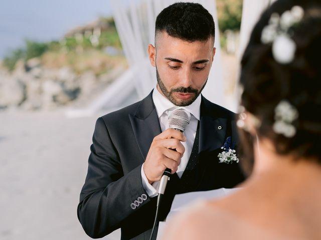 Il matrimonio di Angelo e Federica a Tropea, Vibo Valentia 47