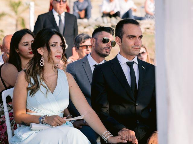 Il matrimonio di Angelo e Federica a Tropea, Vibo Valentia 49
