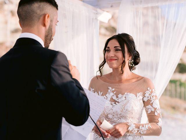 Il matrimonio di Angelo e Federica a Tropea, Vibo Valentia 50