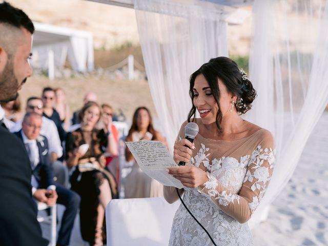 Il matrimonio di Angelo e Federica a Tropea, Vibo Valentia 53