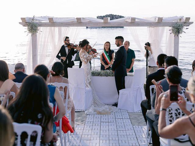 Il matrimonio di Angelo e Federica a Tropea, Vibo Valentia 54