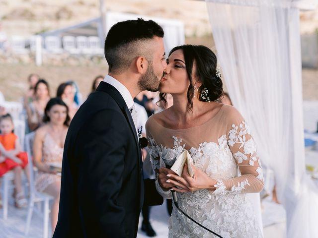 Il matrimonio di Angelo e Federica a Tropea, Vibo Valentia 55