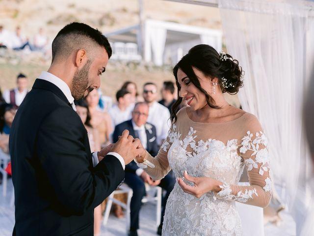 Il matrimonio di Angelo e Federica a Tropea, Vibo Valentia 56