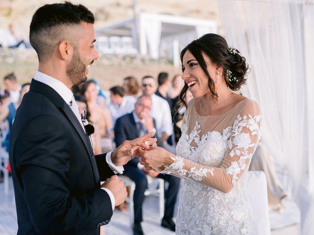 Il matrimonio di Angelo e Federica a Tropea, Vibo Valentia 57