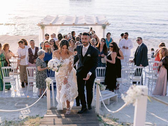 Il matrimonio di Angelo e Federica a Tropea, Vibo Valentia 62