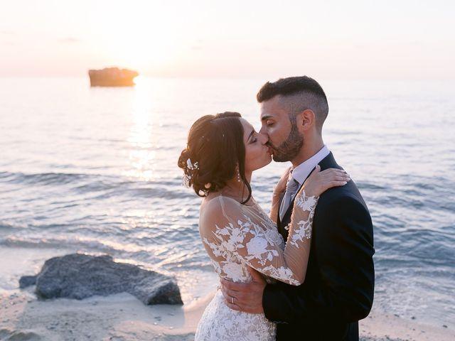 Il matrimonio di Angelo e Federica a Tropea, Vibo Valentia 72