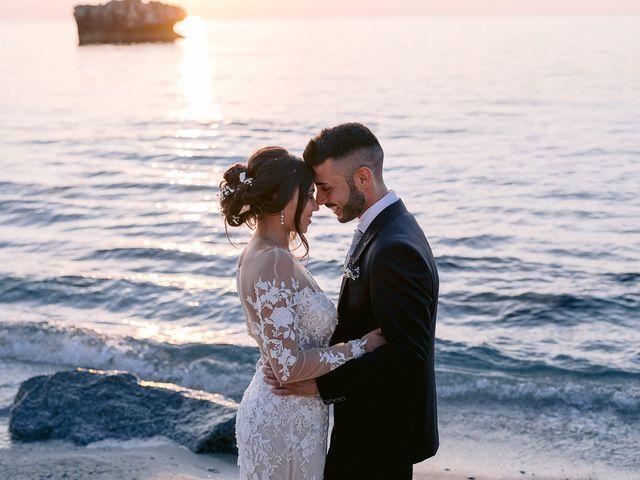 Il matrimonio di Angelo e Federica a Tropea, Vibo Valentia 74