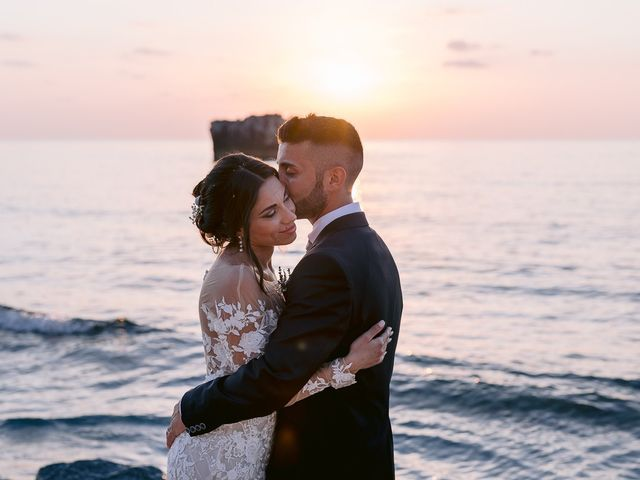 Il matrimonio di Angelo e Federica a Tropea, Vibo Valentia 76