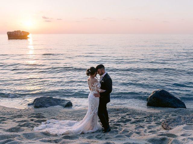 Il matrimonio di Angelo e Federica a Tropea, Vibo Valentia 77