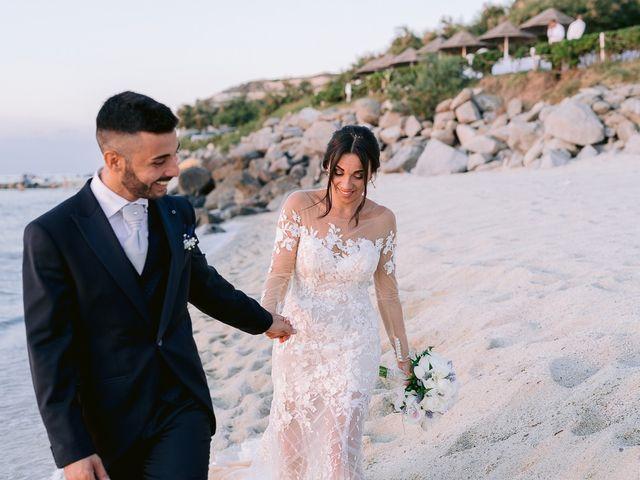 Il matrimonio di Angelo e Federica a Tropea, Vibo Valentia 79