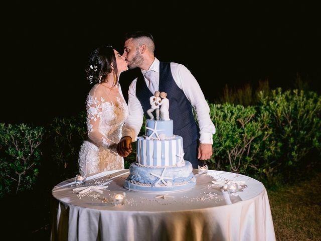 Il matrimonio di Angelo e Federica a Tropea, Vibo Valentia 85