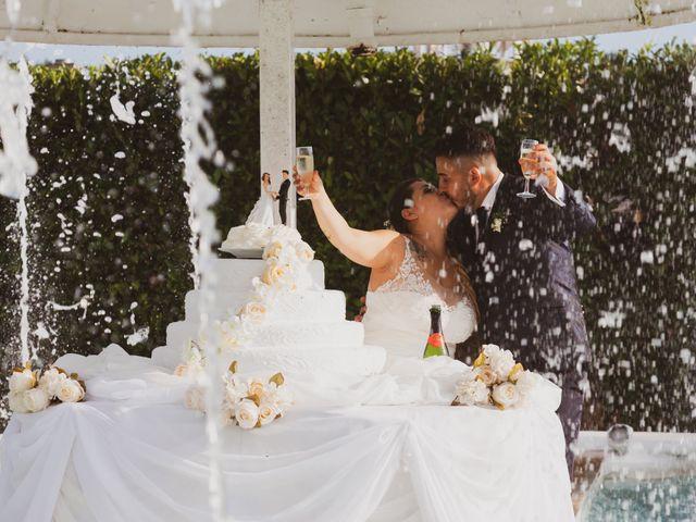 Le nozze di Maria Grazia e Daniele