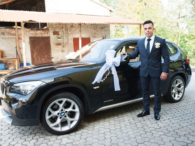 Il matrimonio di Luca e Samantha a Noceto, Parma 8