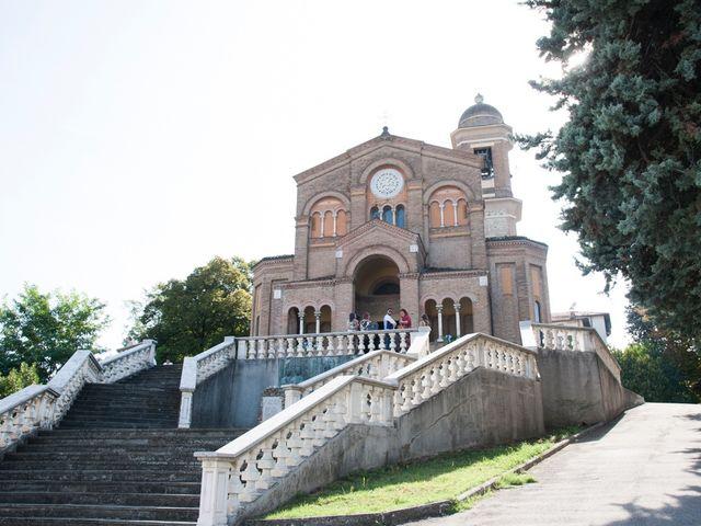 Il matrimonio di Luca e Samantha a Noceto, Parma 11
