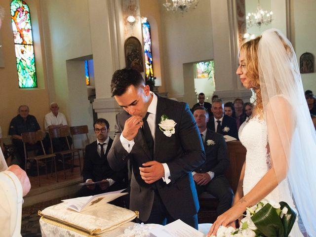Il matrimonio di Luca e Samantha a Noceto, Parma 15