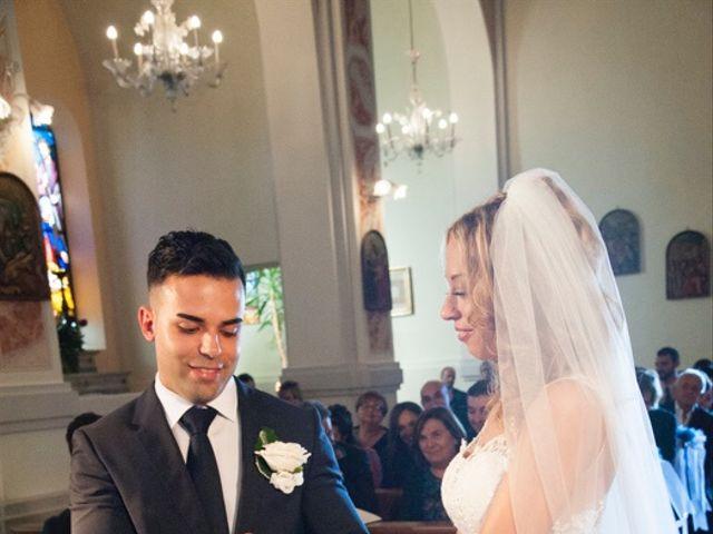 Il matrimonio di Luca e Samantha a Noceto, Parma 16