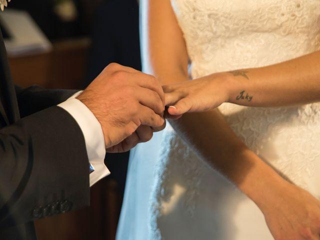 Il matrimonio di Luca e Samantha a Noceto, Parma 17