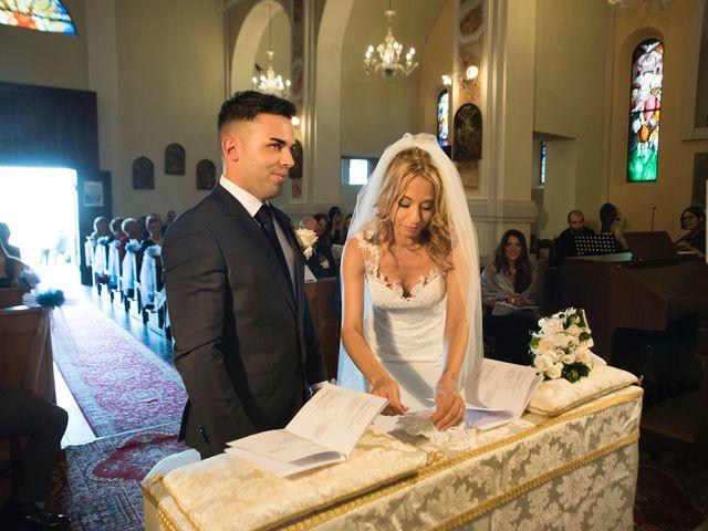 Il matrimonio di Luca e Samantha a Noceto, Parma 18