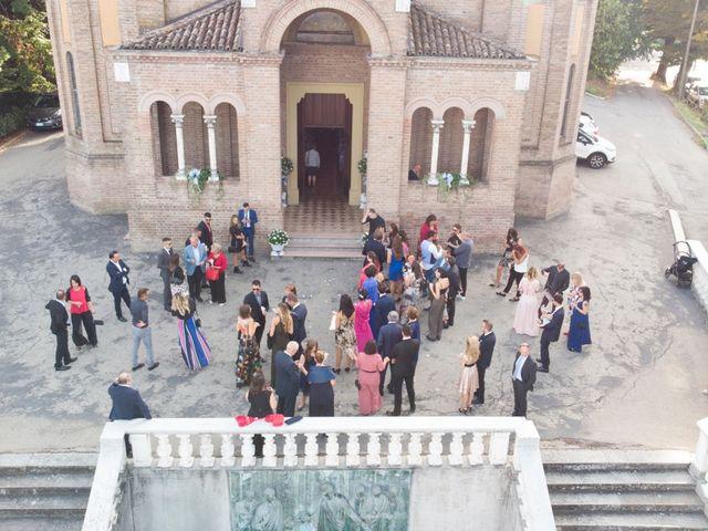 Il matrimonio di Luca e Samantha a Noceto, Parma 19