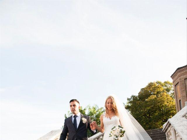 Il matrimonio di Luca e Samantha a Noceto, Parma 22