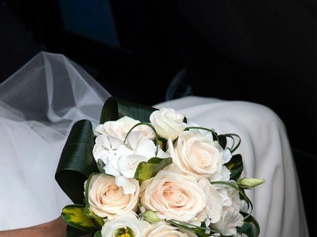 Il matrimonio di Luca e Samantha a Noceto, Parma 23