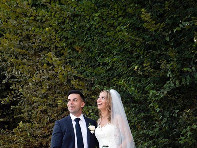 Il matrimonio di Luca e Samantha a Noceto, Parma 26