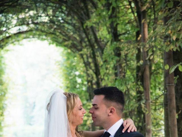 Il matrimonio di Luca e Samantha a Noceto, Parma 27