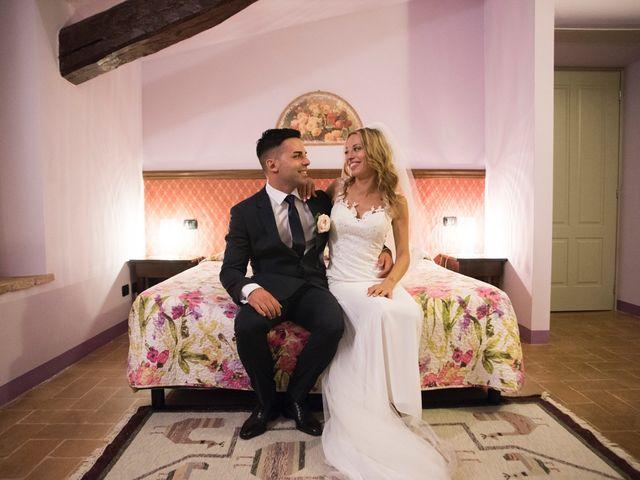 Il matrimonio di Luca e Samantha a Noceto, Parma 30