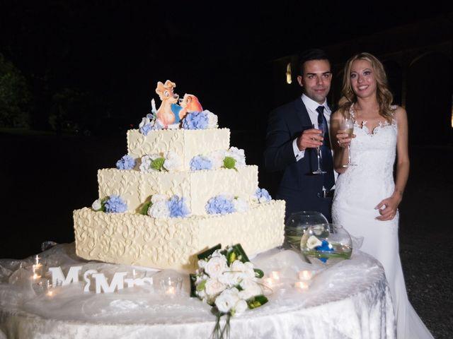 Il matrimonio di Luca e Samantha a Noceto, Parma 35