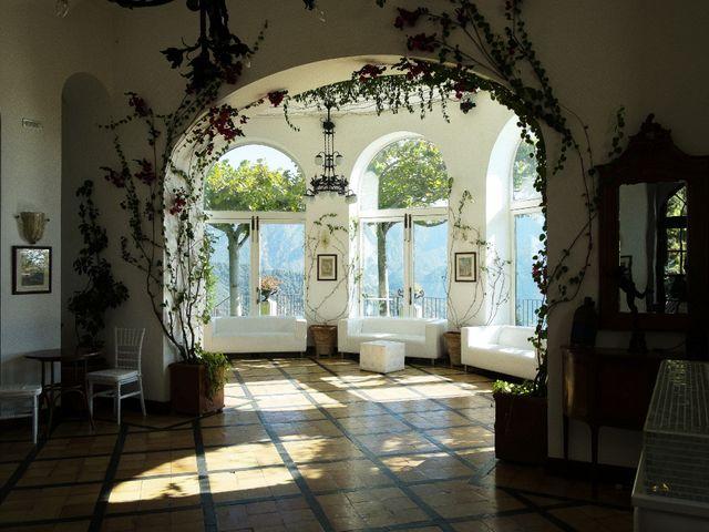 Il matrimonio di Pino e Nancy a Ravello, Salerno 3