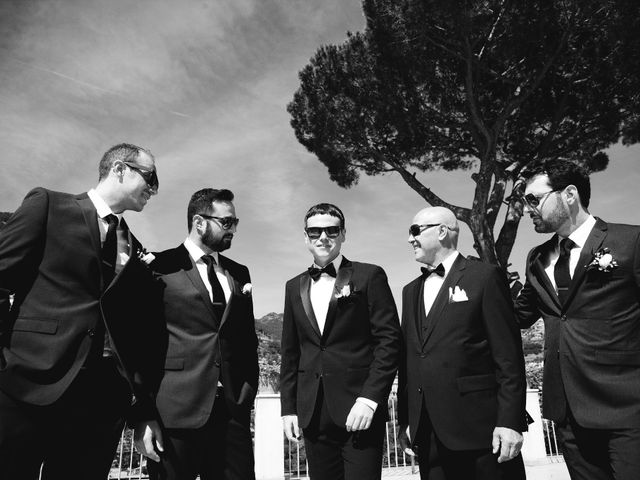 Il matrimonio di Pino e Nancy a Ravello, Salerno 8