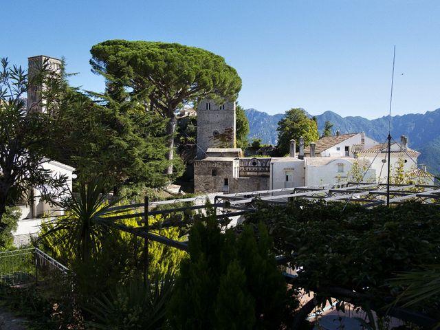 Il matrimonio di Pino e Nancy a Ravello, Salerno 10