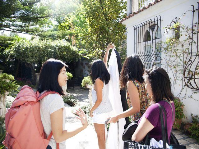 Il matrimonio di Pino e Nancy a Ravello, Salerno 11