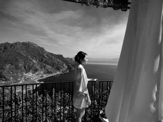 Il matrimonio di Pino e Nancy a Ravello, Salerno 20