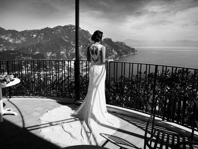 Il matrimonio di Pino e Nancy a Ravello, Salerno 23