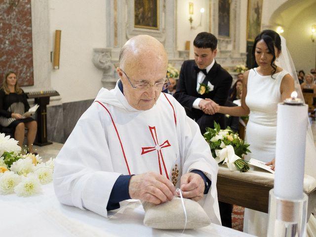 Il matrimonio di Pino e Nancy a Ravello, Salerno 30