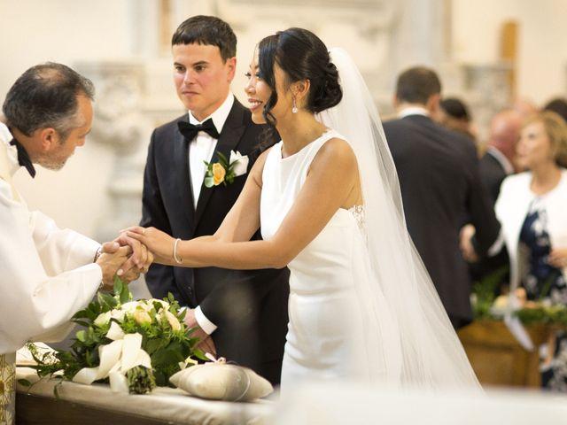 Il matrimonio di Pino e Nancy a Ravello, Salerno 31