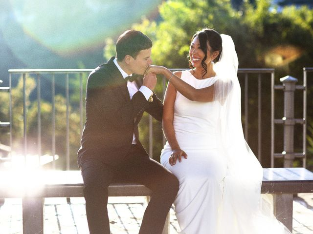 Il matrimonio di Pino e Nancy a Ravello, Salerno 34