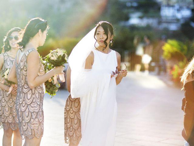 Il matrimonio di Pino e Nancy a Ravello, Salerno 35