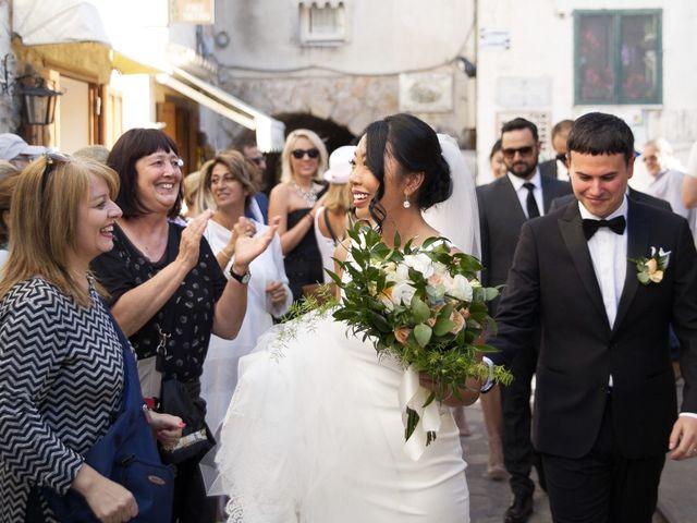 Il matrimonio di Pino e Nancy a Ravello, Salerno 1