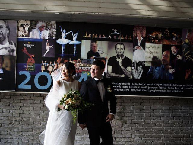 Il matrimonio di Pino e Nancy a Ravello, Salerno 37
