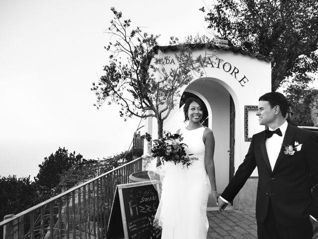Il matrimonio di Pino e Nancy a Ravello, Salerno 38