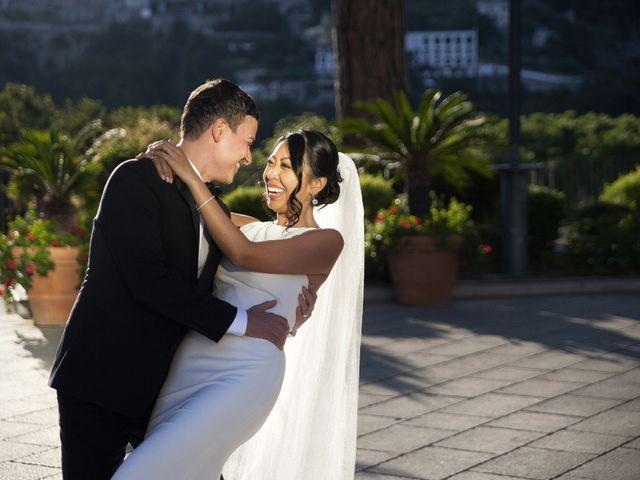 Il matrimonio di Pino e Nancy a Ravello, Salerno 2