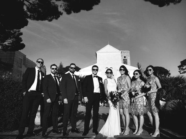 Il matrimonio di Pino e Nancy a Ravello, Salerno 39