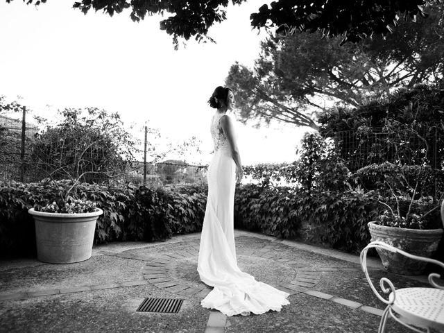 Il matrimonio di Pino e Nancy a Ravello, Salerno 42