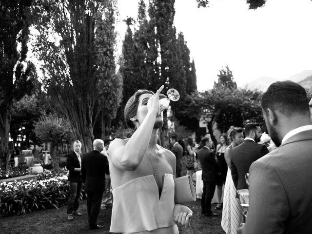 Il matrimonio di Pino e Nancy a Ravello, Salerno 45