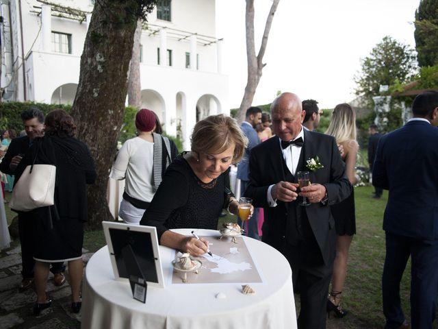 Il matrimonio di Pino e Nancy a Ravello, Salerno 46