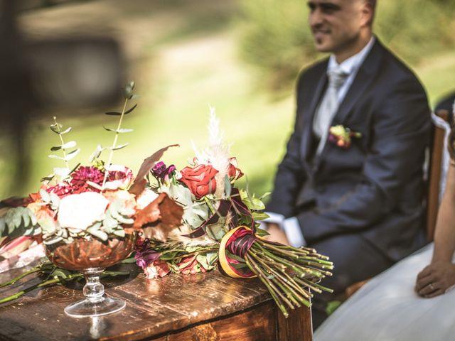 Il matrimonio di Sara e Giovanni a Pienza, Siena 16